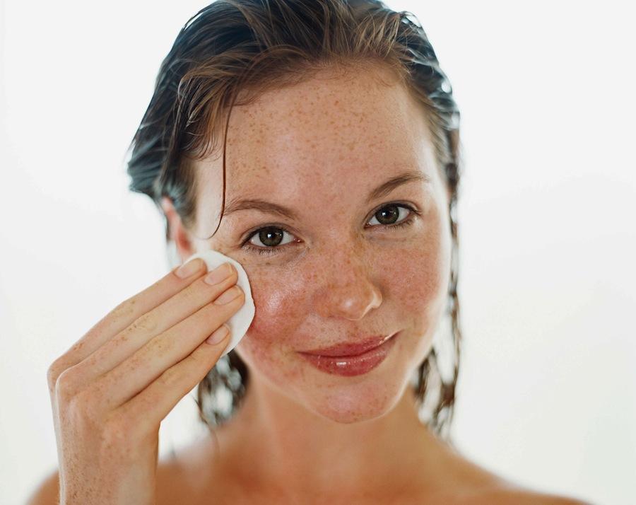 Удаление пигментации кожи лица